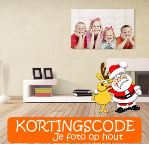 24fotoophout.nl - Met kerst geven wij weer 15% korting alle foto's op hout